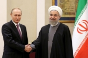 تصريح مفاجئ لوزير خارجية إيران عقب وصول روحاني لروسيا
