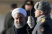 روحاني يستنجد بالتحالف مع موسكو لاحتواء ضغوط واشنطن