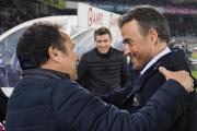 أوزيبيو ساكريستان يرفض خلافة أنريكي في تدريب برشلونة