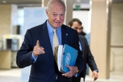بانتظار بلورة واشنطن سياستها إزاء سوريا مفاوضات جنيف لعب في الوقت الضائع