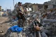 في قلب الموصل .. دوي انفجار هائل ثم صراخ وغبار ورعب