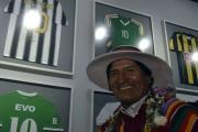 رئيس بوليفيا حزين لمعاقبة 'البرغوث' ميسي