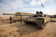 سعي إيراني للسيطرة على الممرات البرية بين العراق وسوريا