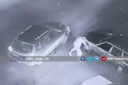 بالفيديو: اغتيال مارون نهرا في مجدليون وكاميرات المراقبة تكشف هوية قاتله