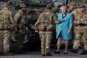 القوات البريطانية باقية في العراق رغم تحرير الموصل من داعش