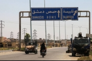 مصر ساعدت في إعلان شمال حمص 'منطقة لخفض التصعيد'