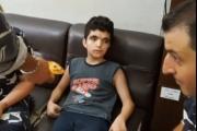 ليلة قضاها الطفل مصطفى برعاية فصيلة الشويفات