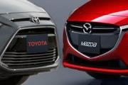 ترامب يشيد باعتزام «تويوتا» و«مازدا» المشاركة في مصنع للسيارات الكهربائية في أمريكا