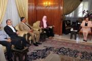 في ظهور نادر.. نائبة الأسد تشن هجوما شرسا على السعودية