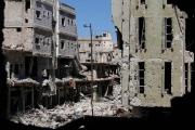 ضربات جوّية كثيفة على آخر 'جيب' للمعارضة في دمشق