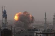 طائرات الاحتلال تشن سلسلة غارات على شمال قطاع غزة