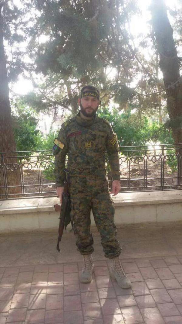 حزب الله ينعي مقتل أحد مقاتليه في سوريا المدعو محمـــد عادل دلول من بلــدة حارة الفاكهاني - بعلبك