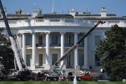 شاهد تجديد البيت الأبيض خلال عطلة ترامب