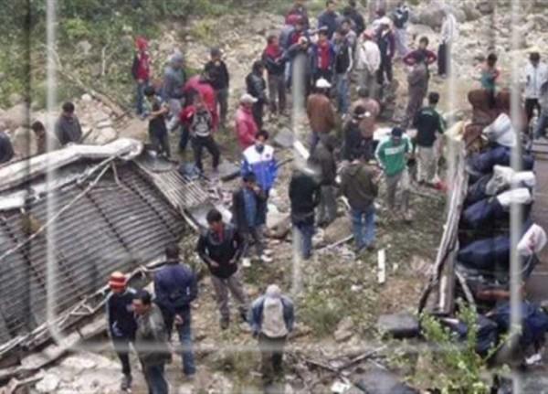 17 قتيلاً و116 مفقوداً في فيضانات وانهيارات أرضية في نيبال