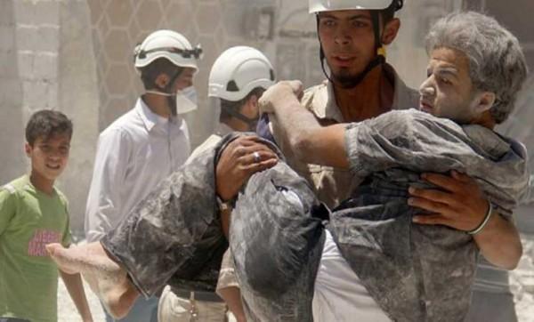 """مقتل 7 من """"الخوذ البيضاء"""" برصاص مجهولين في إدلب السورية"""