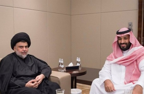 الصدر يكيل المديح للسعودية ويكشف تفاصيل لقائه ابن سلمان