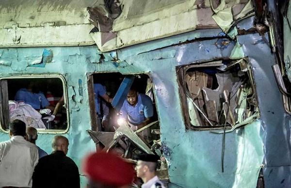 حوادث القطارات بدأت مع مبارك واستمرت في عهد مرسي والسيسي