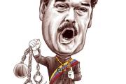 نيكولاس مادورو سائق حافلة يكلم العصافير ويقود فنزويلا للهاوية