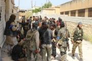 توقف للمعارك في إدلب واللاذقية ... والنظام يعتمد على الأسلحة البعيدة