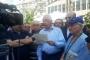 إعتصام في الاسواق القديمة بطرابلس احتجاجا على الاعتداء على تاجر وولديه