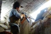 الكمائن وسيلة المعارضة للمقاومة في حي جوبر