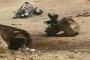 تدمير جرافة لمسلحي داعش ومقتل من فيها
