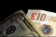 الإسترليني يتراجع أمام الدولار نحو أدنى مستوى في نحو 6 أسابيع