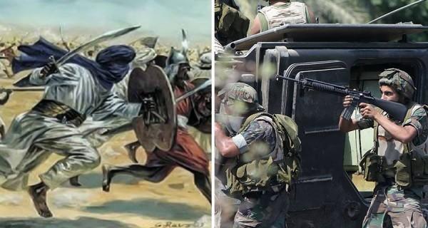 بين معركة صفين ومعركة فجر الجرود