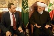 المفتي دريان بحث عطلة الجُمعة وقضية الموقوفين