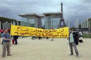 سوريون: #أنا_ضد_نظام_الأسد لأني إنسان