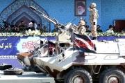 الحرس الثوري الإيراني يجري مناورات عسكرية بالقرب من حدود كردستان العراق