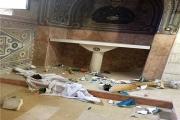 اعتداء على كنيسة في منطقة القدس