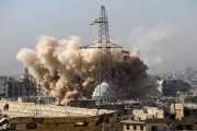 تجدد القصف على القرداحة والنظام يحاول اقتحام الغوطة