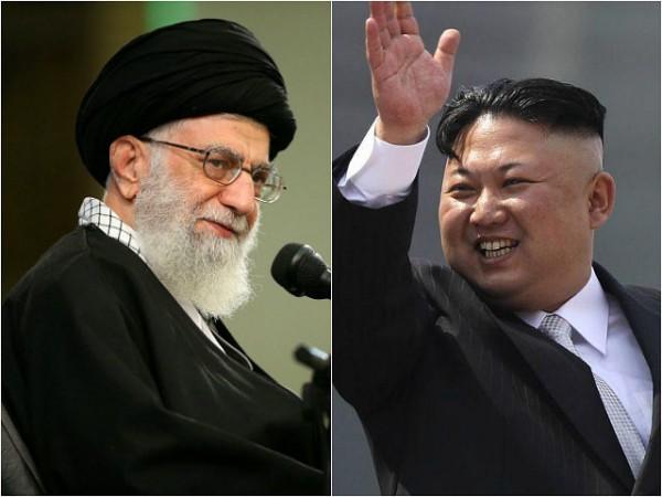 مواجهة كوريا و إيران