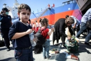 مجلس اوروبا يندد بالظروف غير المقبولة لاحتجاز المهاجرين في اليونان