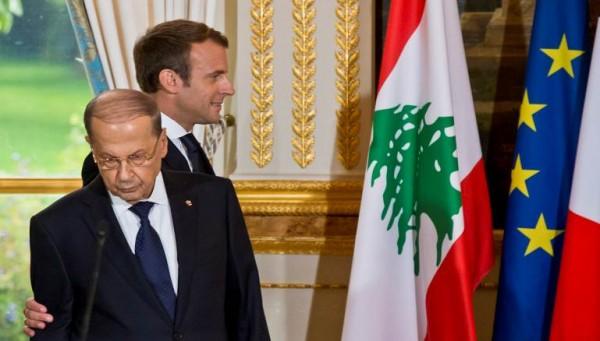 عون ينتقم في فرنسا