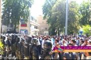 الاحتجاجات في شوارع طهران تخلق ضجة في البرلمان الإيراني