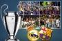 الأرقام تؤكد هيمنة ريال مدريد وبرشلونة على دوري أبطال أوروبا