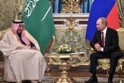 الرياض في موسكو: صفحة مختلفة في كتاب المسألة السورية...حتى رحيل الأسد!