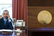 حقيقة الزر الأحمر في مكتب رؤساء أميركا الذي ظن العالم أنه مخصص لإطلاق هجوم نووي.. أوباما استخدمه لهذا الغرض التافه!