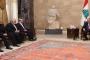 الرئيس عون يؤكد الحرص على تعزيز العلاقات مع ايران وتطويرها