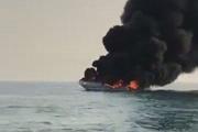 حرائق وانفجار في ناقلة نفط قبالة تكساس