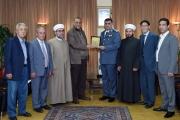 عثمان التقى رئيس اتحاد بلديات السهل في البقاع الغربي