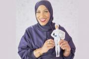 قصة الفتاة المسلمة التي دفعت «باربي» لإنتاج أول عروس محجبة