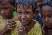 اللاجئون الروهينغا ضحايا الاتجار بالبشر في بنغلادش
