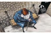 كاريكاتير السياسة الايرانية في لبنان