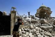 تنظيم الدولة الإسلامية يدفن حلم 'أرض التمكين'