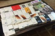 بالصور: استعادة مسروقات محلات امهز للخليوي التي قدرت بـ200 ألف $