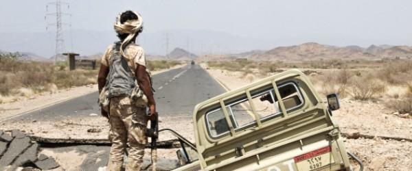 قوات الشرعية اليمنية تسيطر على مديرية الخوخة أولى مناطق محافظة الحديدة