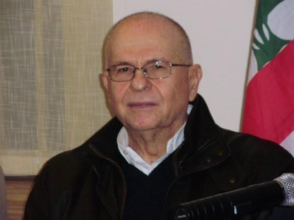 كبارة دعا الشعب العربي الى انتفاضة جديدة لانقاذ فلسطين